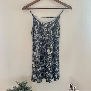 Maurices Floral Tunic Tank